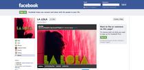 Facebook la lola cv