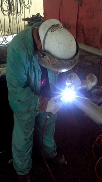 Ed welds cv