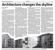 Modernarchitecture cv