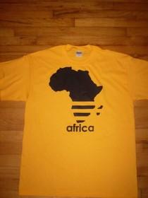 Africa tee cv