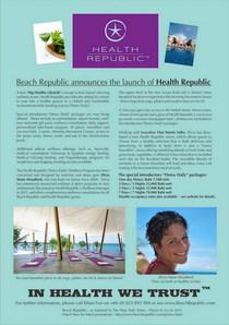 Health republic cv