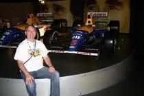 Williams fw14 cv