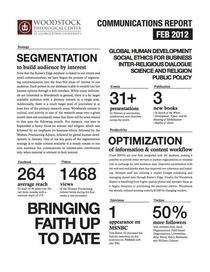 Communicationreport 2012 02  cv