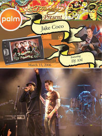 Jake coco ed hardy and palm cv