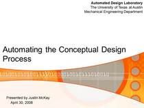 My ad lab presentation spring 2008 p1 cv