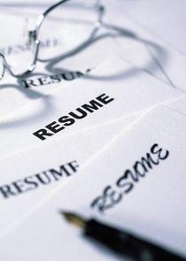 Resume photo cv