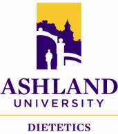 Ashland dietetics cv