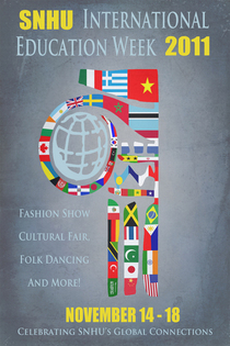 Internationalweek cv