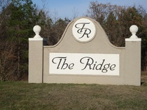 The ridge sign cv