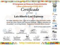 Blogconcurso2lugar2011 cv