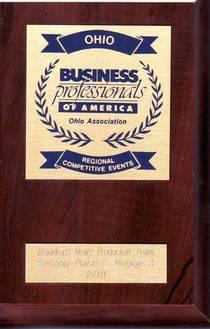 Ohio business cv