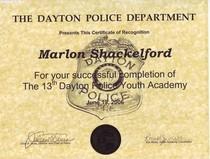 Police cv
