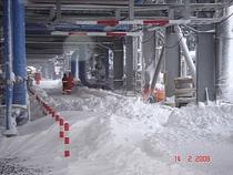 Under pipe rack 2 cv