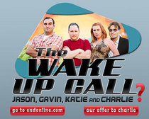 Chalie sheen splash page cv