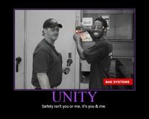 Unity cv