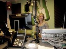 Sarah in studio cv