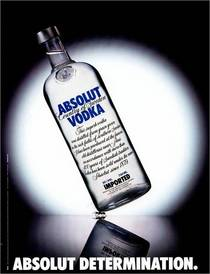 Absolut determination cv