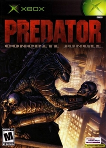 Predator concrete jungle cv