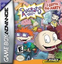 Rugrats i gotta go party cv