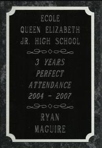 Ryan 3 years cv