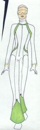 Chamonix suit cv