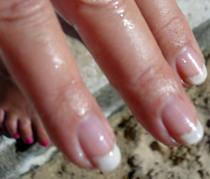 Nails final cv
