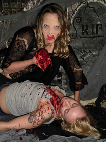 Zombie girls 022 cv