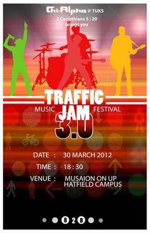 Traffic jam cv