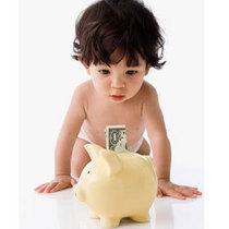 Baby piggy bank cv