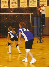 Volleyball cv