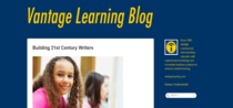 Vantage learning blog cv