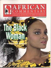 Africancommentaryblackwomen cv