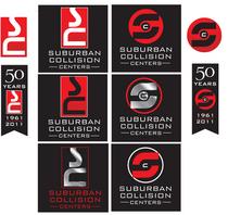 Suburban collision cv