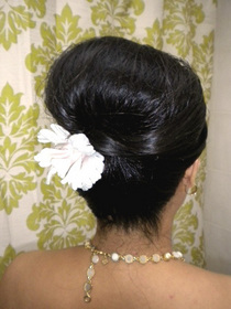 Peggy bridal hair 1 cv