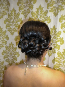 Peggy bridal hair 2 cv