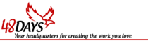 48days logo cv