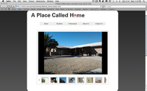 A place called home index cv