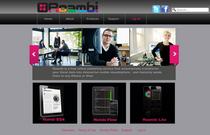 Roambi webpage cv