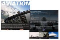 Evit aviation data flyer cv