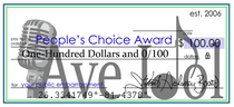 Ave idol check people s choice cv