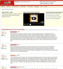 Yelp reviews 1 cv