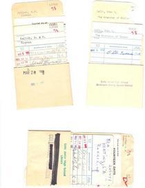 Book cards 2 cv