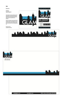 Glam commset cv