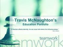 Travis ed portfolio pic cv