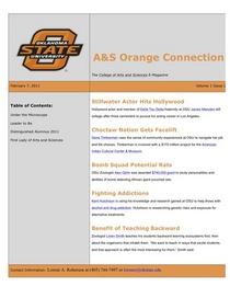 E newsletter final cv