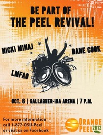Orange peel flyer cv