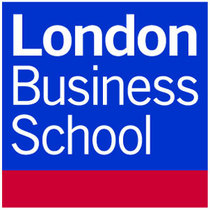 London business school podcasts logo cv