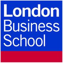 London business school podcasts logo cv