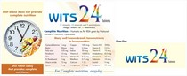 Wits 24 open flap cv