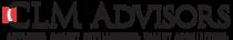 Clm logo advisors horztag cv